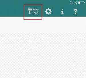 Step - Icon auswählen